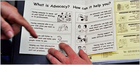 What is advocacy image_